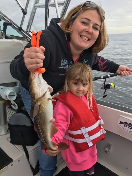 Portland Maine Deep Sea Family Fishing